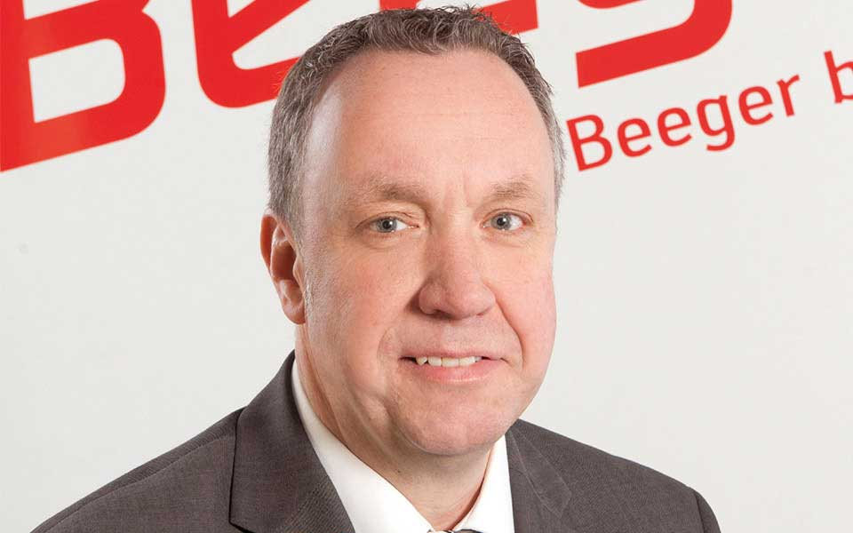 Frank Reichert, branch manager, Beeger Internationale Stückgut Logistik GmbH
